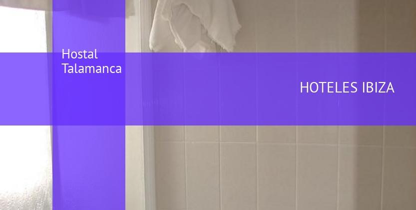 Hostal Talamanca booking