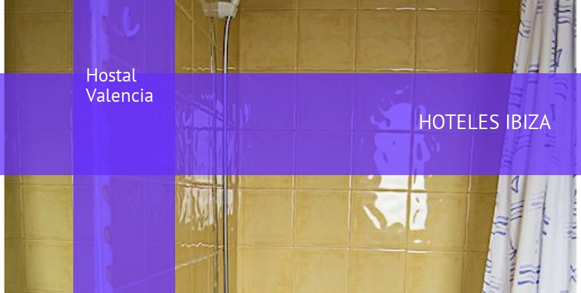 Hostal Valencia booking