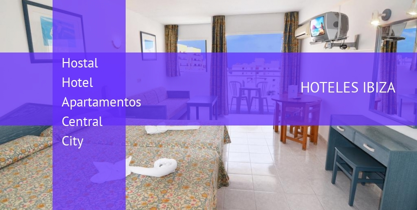 Hostal Hotel Apartamentos Central City booking