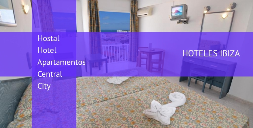 Hostal Hotel Apartamentos Central City opiniones