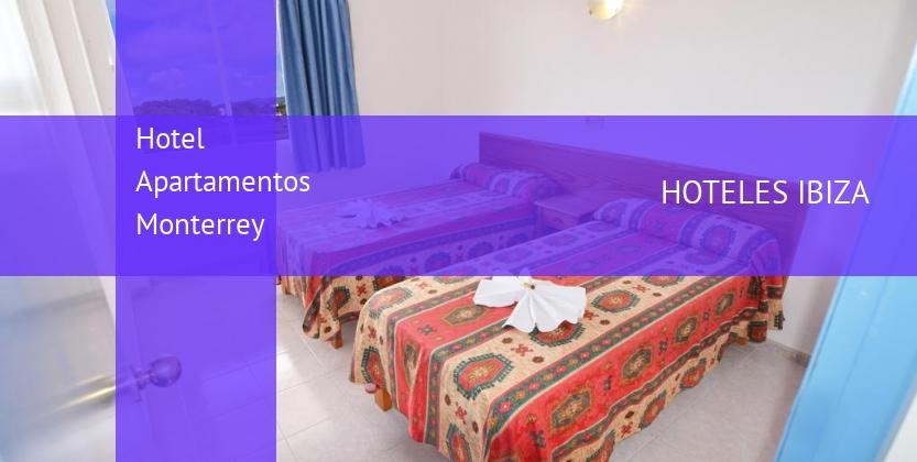 Hotel Apartamentos Monterrey barato