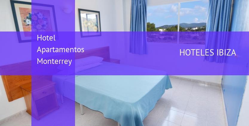 Hotel Apartamentos Monterrey booking