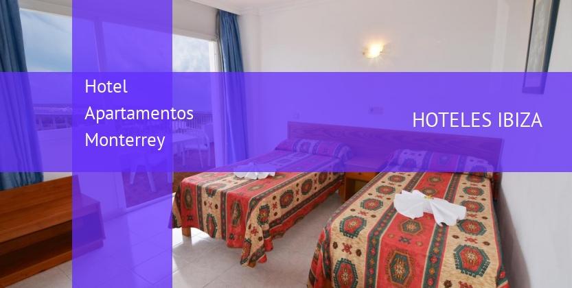 Hotel Apartamentos Monterrey reservas
