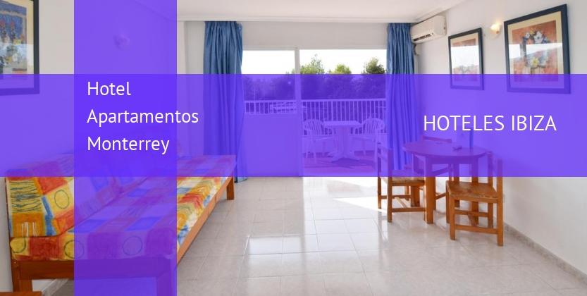 Hotel Apartamentos Monterrey reverva