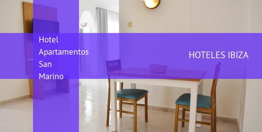 Hotel Apartamentos San Marino opiniones