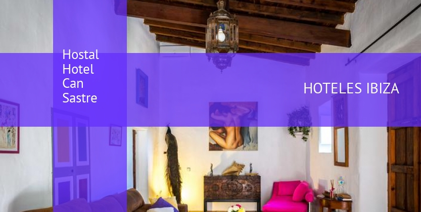 Hostal Hotel Can Sastre barato