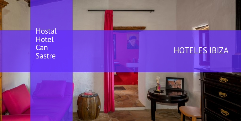 Hostal Hotel Can Sastre booking
