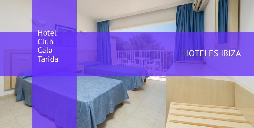 Hotel Club Cala Tarida reservas