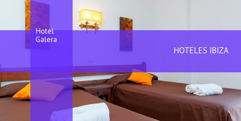 Hotel Galera barato