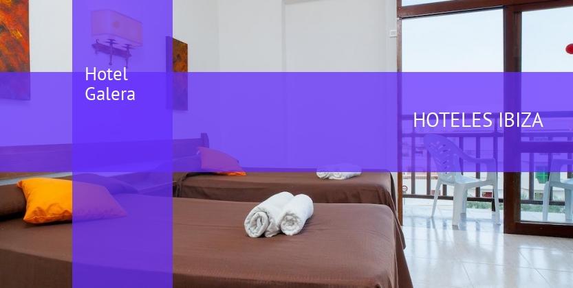 Hotel Galera baratos
