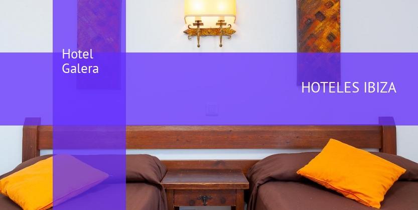 Hotel Galera reservas