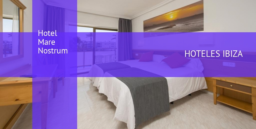 Hotel Mare Nostrum barato