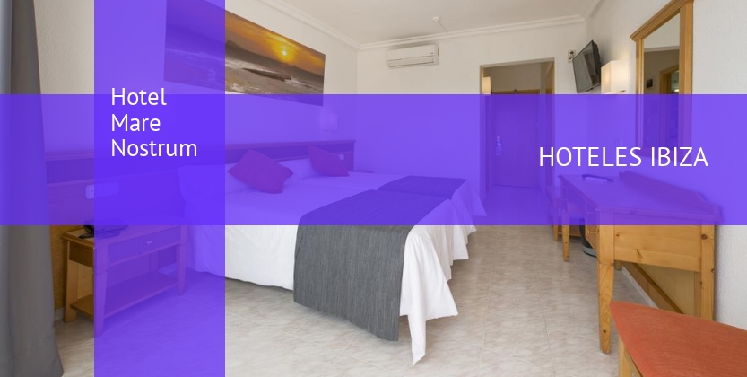 Hotel Mare Nostrum baratos
