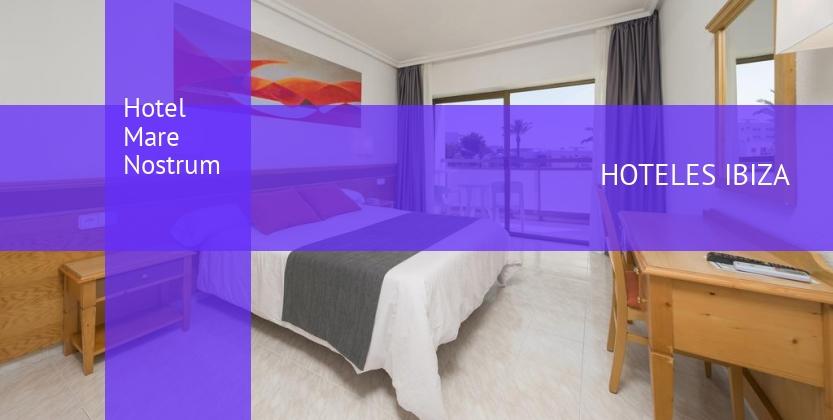 Hotel Mare Nostrum reservas