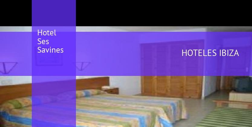 Hotel Ses Savines baratos