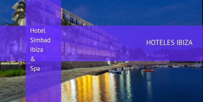 Hotel Hotel Simbad Ibiza & Spa