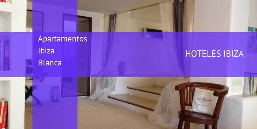 Apartamentos Ibiza Blanca baratos