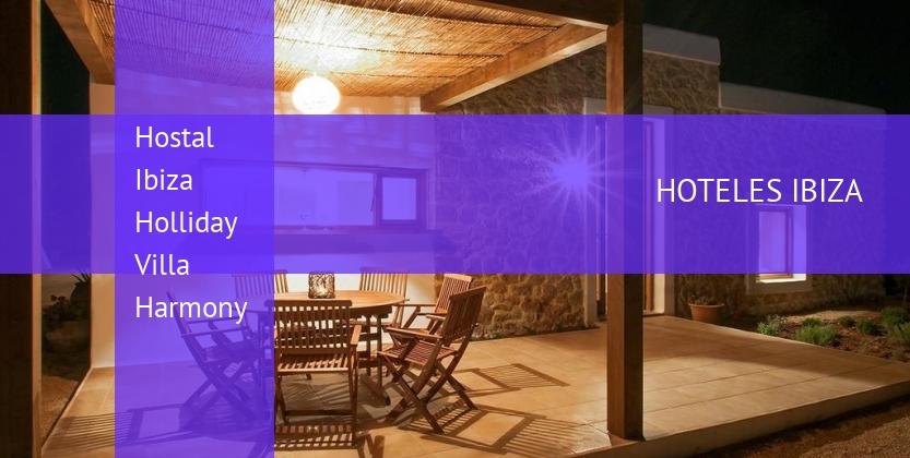 Hostal Ibiza Holliday Villa Harmony barato