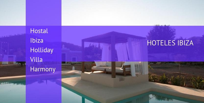 Hostal Ibiza Holliday Villa Harmony reservas