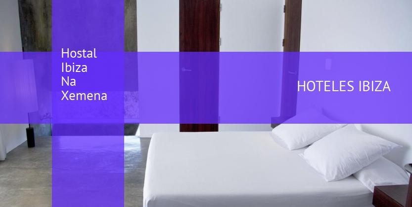 Hostal Ibiza Na Xemena barato