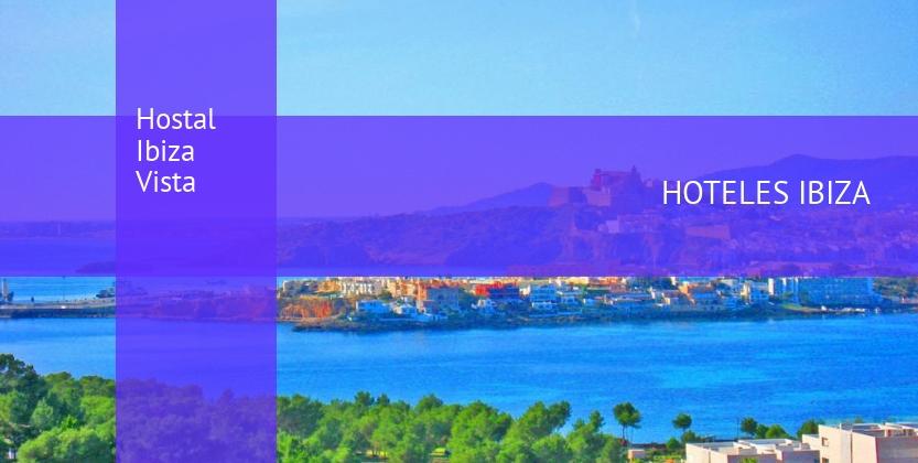 Hostal Ibiza Vista barato