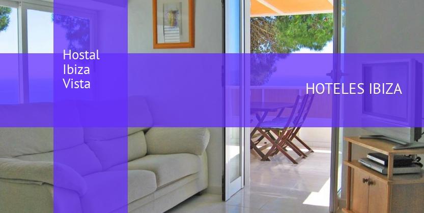 Hostal Ibiza Vista baratos