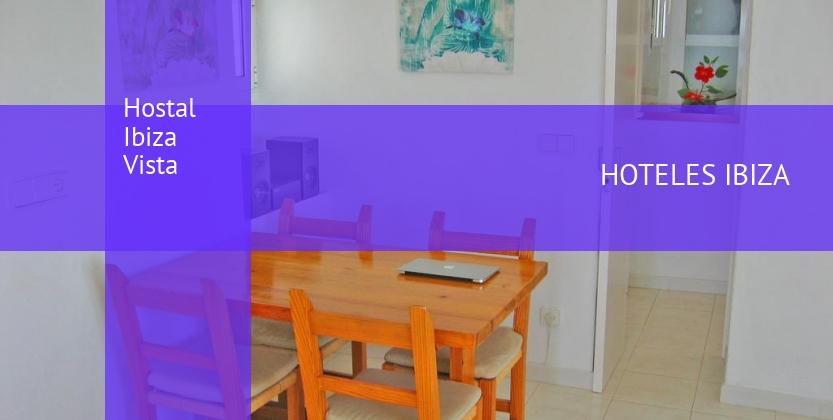 Hostal Ibiza Vista booking
