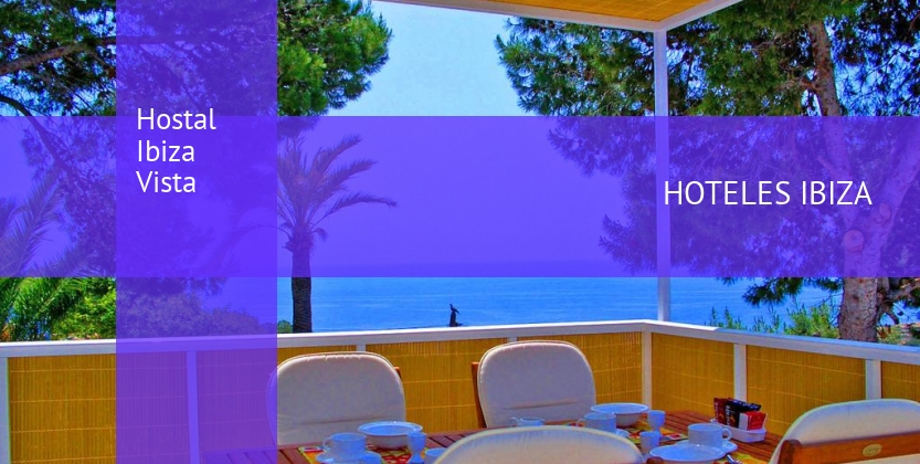 Hostal Ibiza Vista reservas