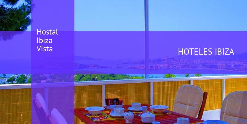 Hostal Ibiza Vista