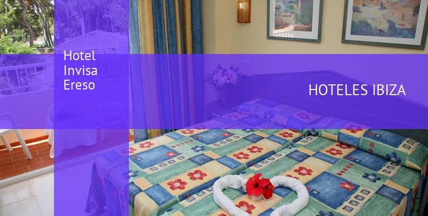 Hotel Invisa Ereso reverva