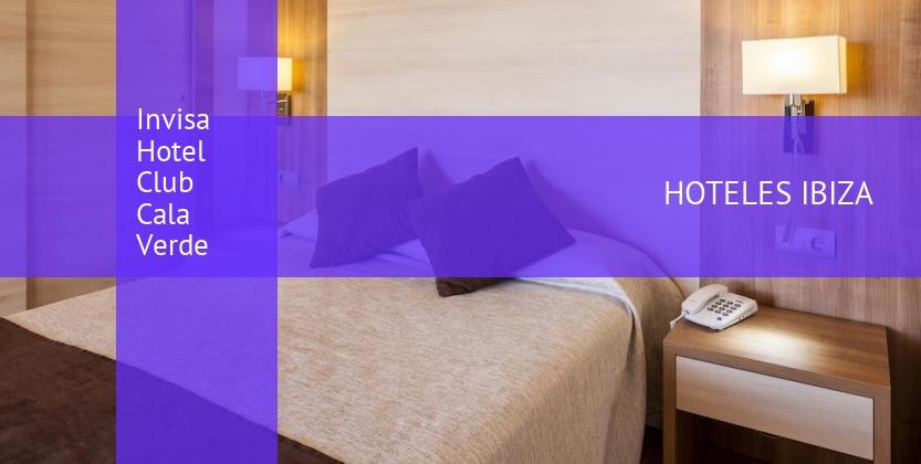 Invisa Hotel Club Cala Verde baratos