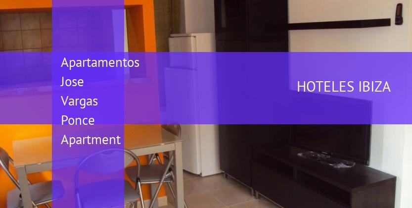 Apartamentos Jose Vargas Ponce Apartment reverva