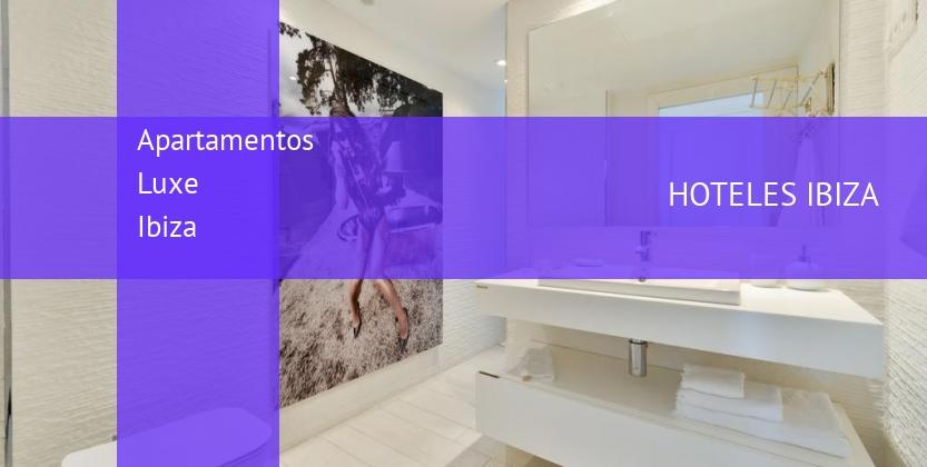 Apartamentos Luxe Ibiza booking