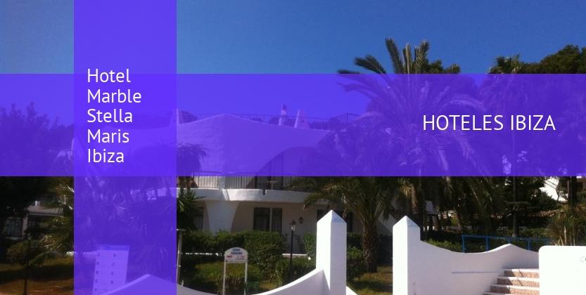 Hotel Marble Stella Maris Ibiza baratos