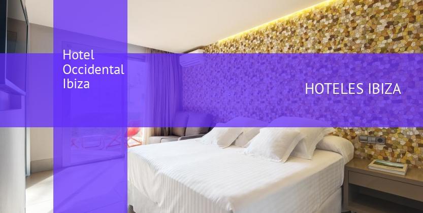 Hotel Occidental Ibiza barato
