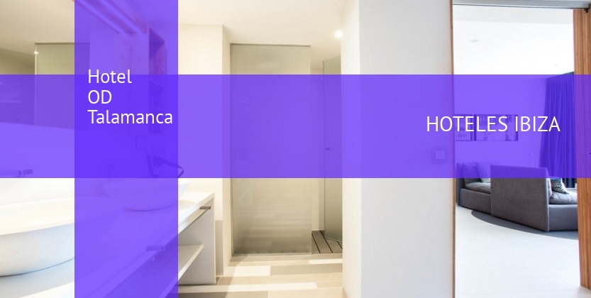 Hotel OD Talamanca opiniones