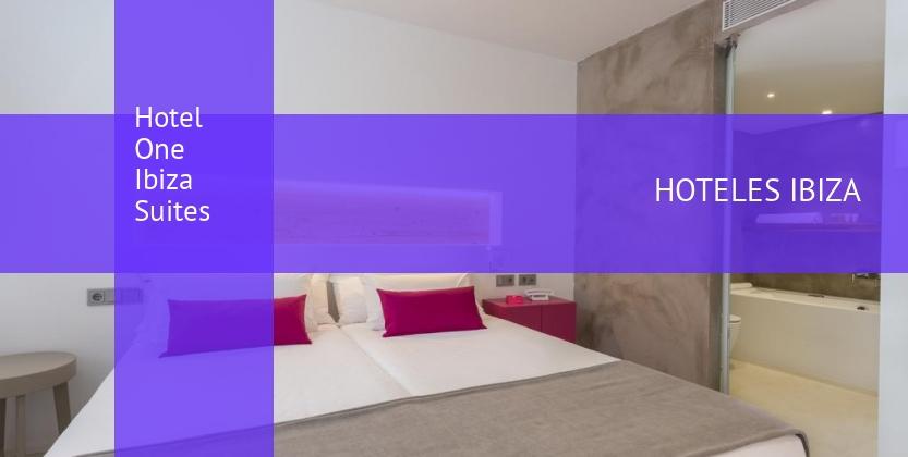 Hotel One Ibiza Suites opiniones
