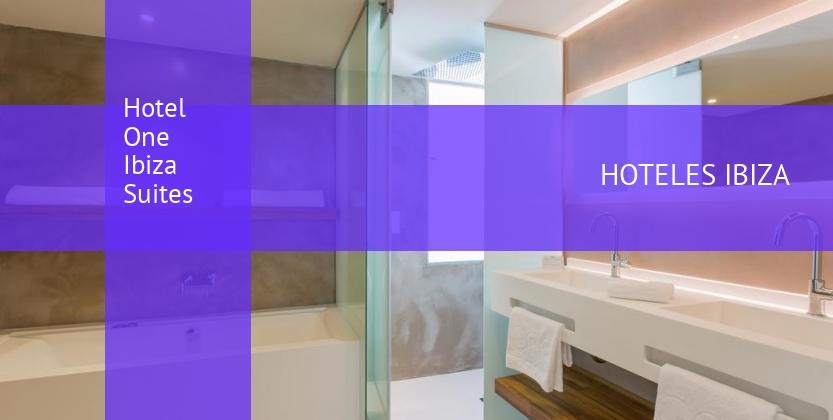 Hotel One Ibiza Suites reverva