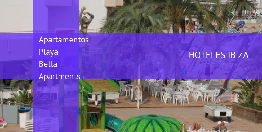 Apartamentos Playa Bella Apartments booking