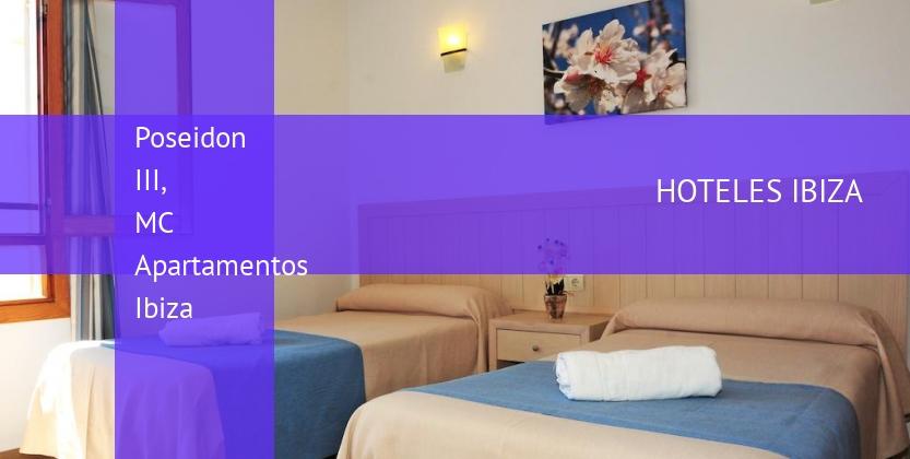 Poseidon III, MC Apartamentos Ibiza reservas