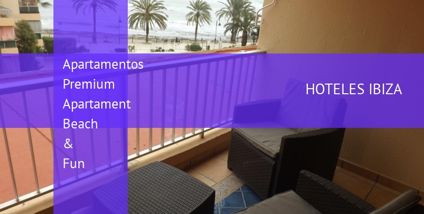 Apartamentos Premium Apartament Beach & Fun barato