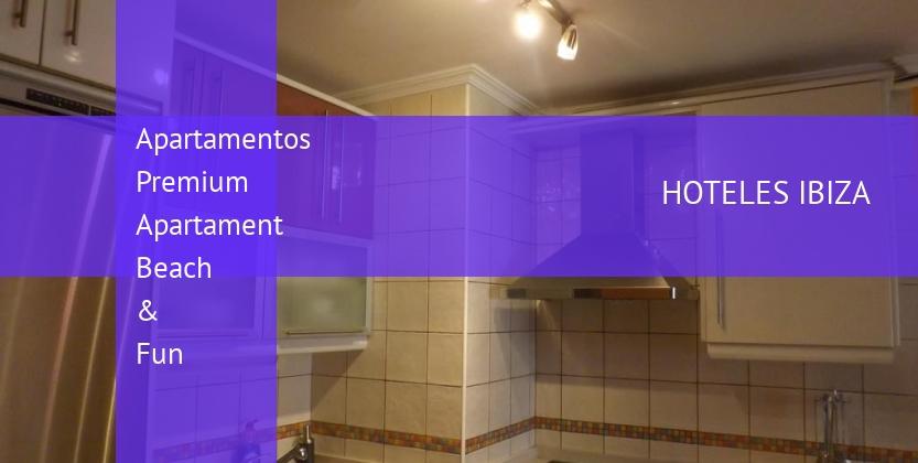 Apartamentos Premium Apartament Beach & Fun reservas