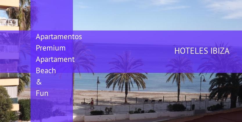 Apartamentos Premium Apartament Beach & Fun reverva