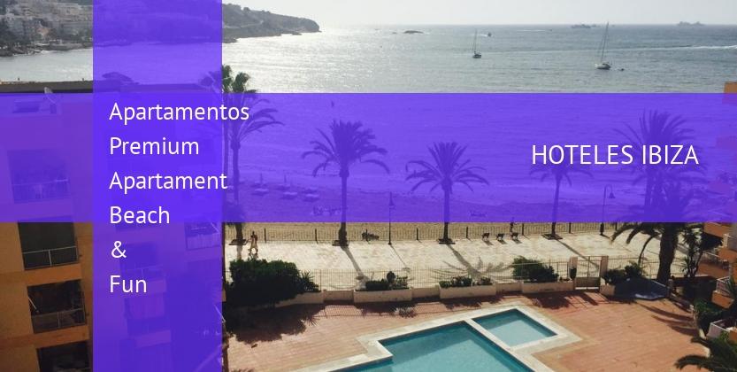 Apartamentos Premium Apartament Beach & Fun