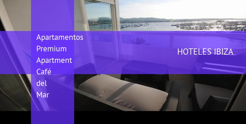 Apartamentos Premium Apartment Café del Mar booking