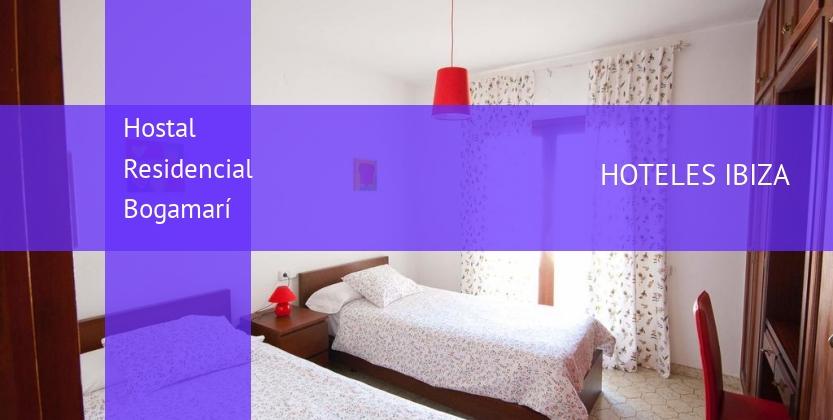 Hostal Residencial Bogamarí barato