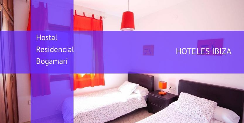 Hostal Residencial Bogamarí booking
