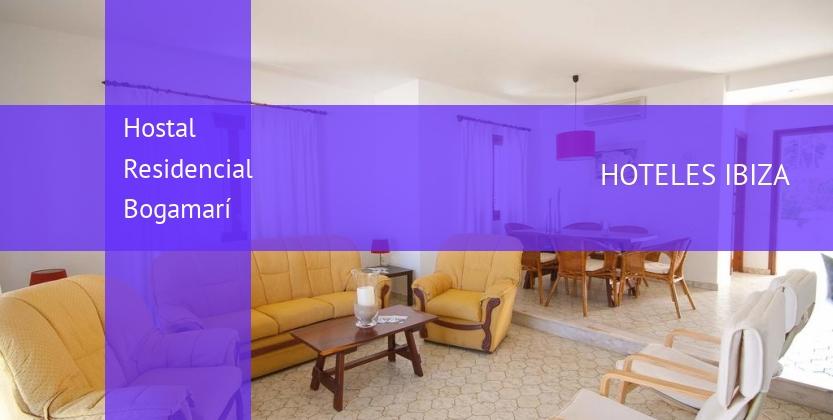 Hostal Residencial Bogamarí reservas