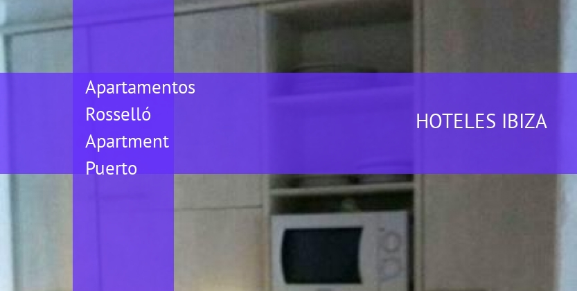 Apartamentos Rosselló Apartment Puerto booking