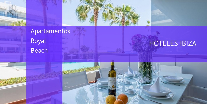 Apartamentos Royal Beach barato